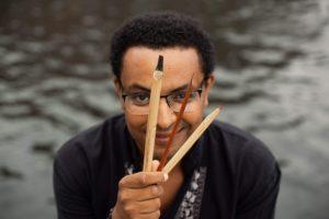 Hicham Chajai - Calligraphe